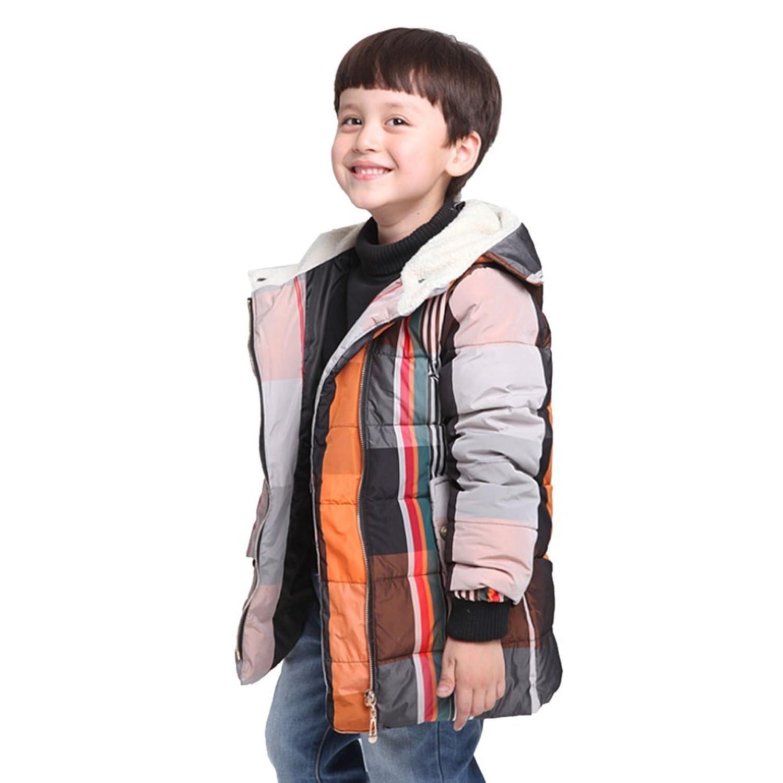 iikids Daunenjacke Jacke Kinder Winterjacke mit Kapuze Jungen Mädchen Wintermantel Mantel Winter Jacke Parka Winterkleid Outerwear günstig bestellen