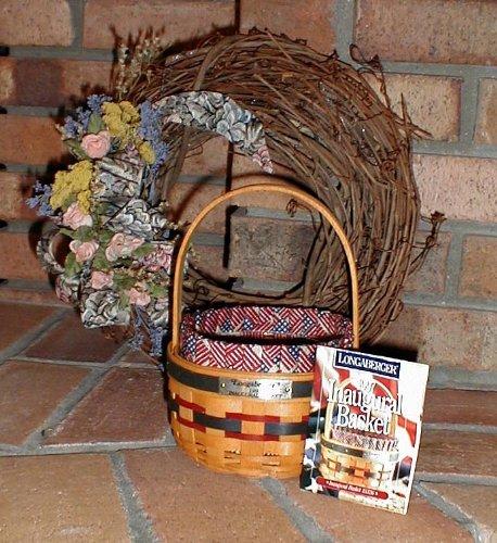 Basket Weaving Supply Stores : Longaberger american inaugural basket combo new