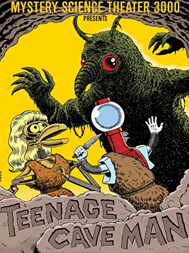 Mystery Science Theater 3000- Teenage Caveman