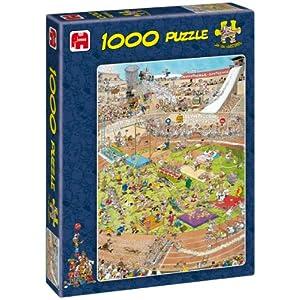 J.V. Haasteren Olympics 1000pc Jigsaw Puzzle