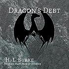 Dragon's Debt: The Dragon and the Scholar, Book 2 Hörbuch von H. L. Burke Gesprochen von: Mary Ann Weathers
