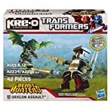 KRE-O Transformers Beast Hunters Dragon Assault Set (A2234)