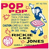 echange, troc Rickie Lee Jones - Pop Pop