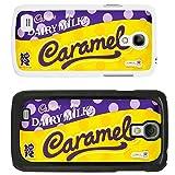 Chocolate Bar Cover case for Samsung Galaxy S3 i9300 - Caramel - 774 - Black