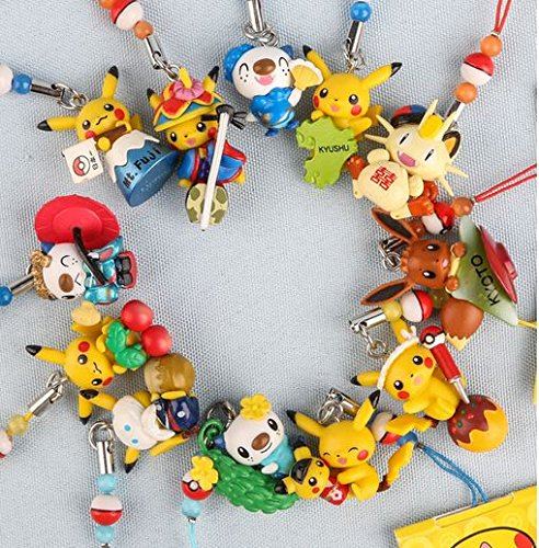 original-pvc-Random-send-Japanese-classic-anime-figure-Pokemon-action-figure-set-1-2cm-phone-strap