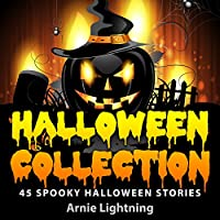 HALLOWEEN COLLECTION (7 Books in 1): 45 Halloween Stories for Kids and Halloween Jokes (Spooky Halloween Stories Book 3) (English Edition)