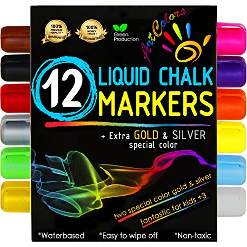 neon-color-christmas-liquid-chalk-markers-12-bright-colors-including-2-special-color-gold-and-silver