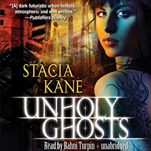 Unholy Ghosts Audiobook