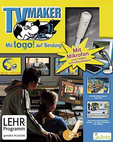 tv-maker-mit-logo-cd-rom-fur-windows-und-mac-98-me-xp-system-91-x-ab-101