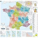 France administrive Réforme des Régions : 1/1 700 000