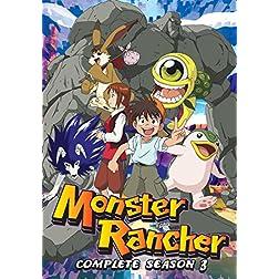 Monster Rancher: Complete Season 3