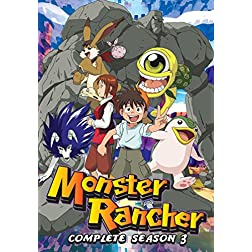 Monster Rancher: Complete Season 3
