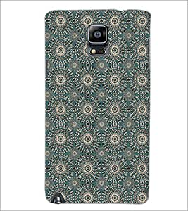 PrintDhaba Pattern D-5265 Back Case Cover for SAMSUNG GALAXY NOTE 3 (Multi-Coloured)