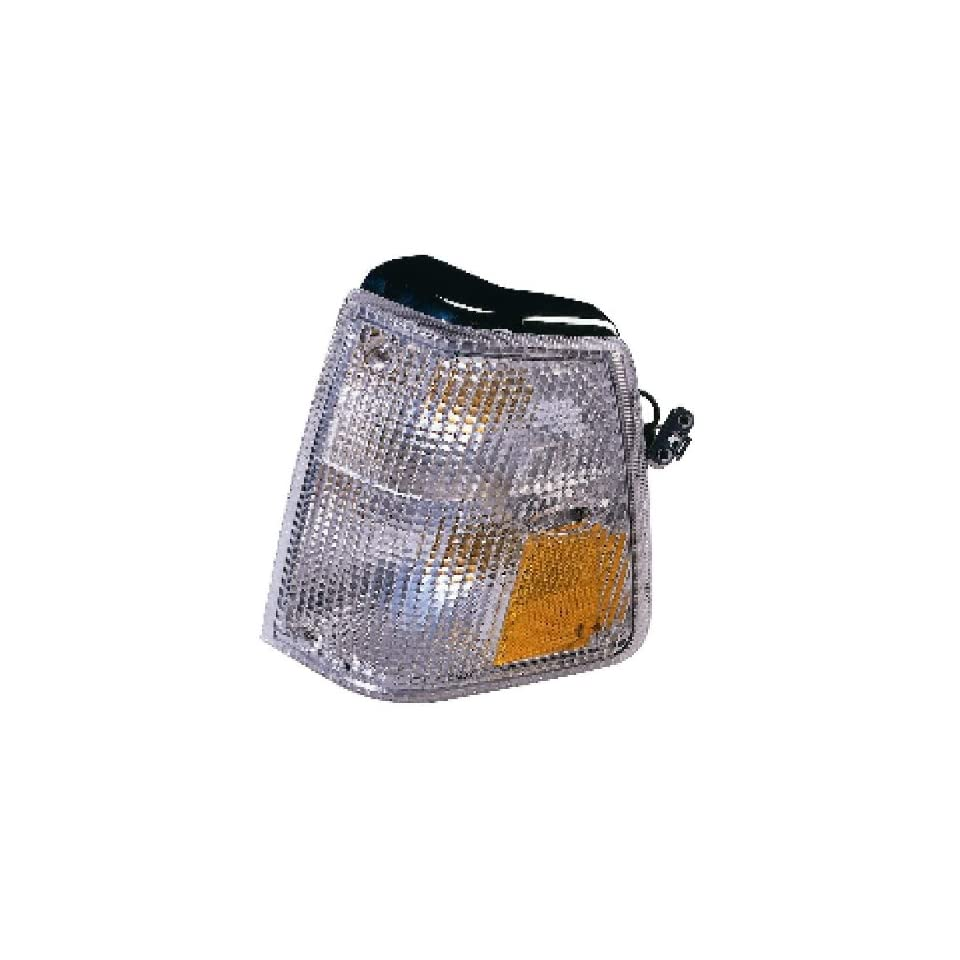 Depo 373 1506L AS Volvo 240 Driver Side Replacement Parking/Signal Light Assembly