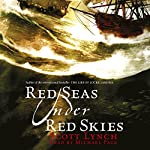 Red Seas Under Red Skies (       UNABRIDGED) by Scott Lynch Narrated by Michael Page