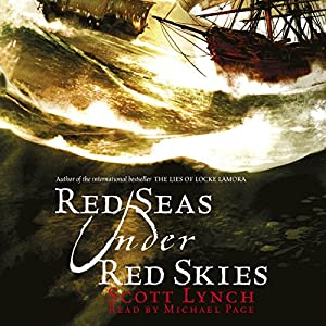 Red Seas Under Red Skies | Livre audio