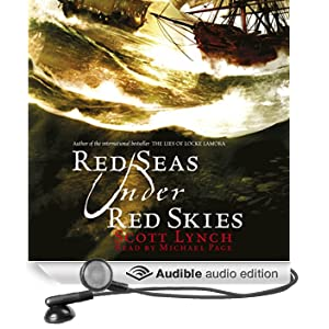 Red Seas Under Red Skies (Unabridged)