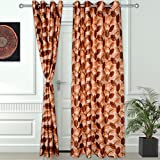 Story @ Home 2 Pc Door Curtain-7 Feet