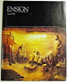 img - for Ensign, Volume 10 Number 8, August 1980 book / textbook / text book
