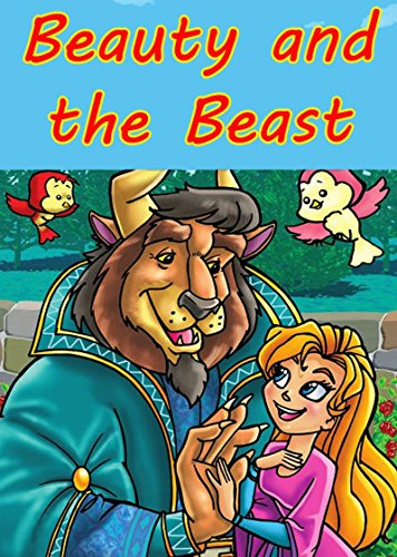 Beauty And The Beast Unique Couple Tattoos: EBook BEAUTY AND THE BEAST. Picture Book For Children 3-8