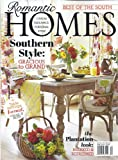 img - for Romantic Homes (April 2014) book / textbook / text book