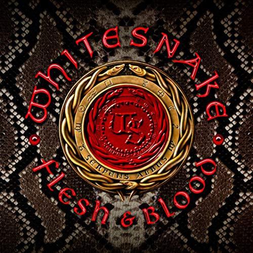 CD : Whitesnake - Flesh and Blood (Deluxe Edition)