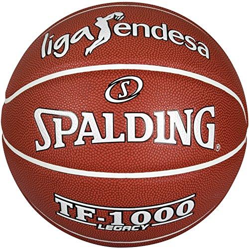 Spalding ACB TF1000 Leg FIBA sz.7 (74503Z), Größe Spalding:7