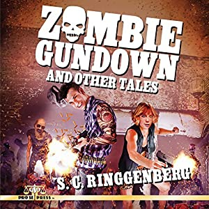 Zombie Gundown and Other Tales Audiobook