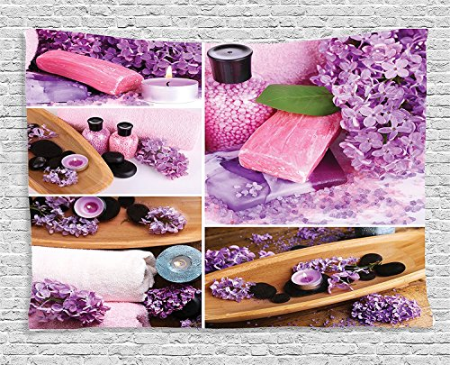 aromatic-spa-with-lilac-petals-fresh-therapy-oils-bath-salt-soap-relax-theme-meditation-collage-viol