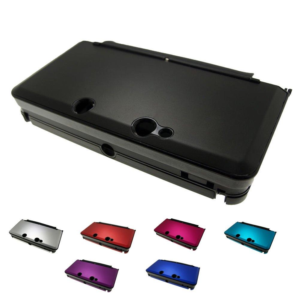 Nintendo 3ds Colors Cases Galleon - BLACK Ninten...