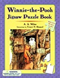 Winnie-the-Pooh Jigsaw Puzzle Book