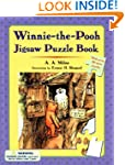 Winnie The Pooh Jigsaw Puzzle Book