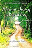 img - for A Writer's Journey in Poetry & Prose by Gregory Bernard Banks (2006-10-19) book / textbook / text book