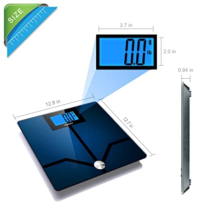 Etekcity Etekfit Digital BMI Bluetooth Scale