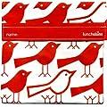 Lunchskins Reusable Sandwich Bag, Red Bird