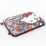 Loungefly Hello Kitty Gummi Bear Laptop Case (Color: multi-colored)