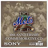 New York Mets 40th Anniversary CD - 2002 Shea Stadium giveaway