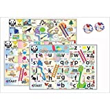 Phonics - Snakes And Ladders Game (Large)