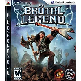 Brutal Legend for Playstation 3