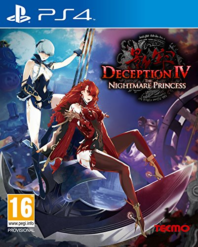 Deception 4: The Nightmare Princess  (PS4)