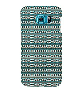 Diamond Mandela 3D Hard Polycarbonate Designer Back Case Cover for Samsung Galaxy S6 Edge+ G928 :: Samsung Galaxy S6 Edge Plus G928F