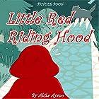 Little Red Riding Hood Hörbuch von Akika Ayano Gesprochen von: Tiffany Marz