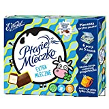 Ptasie Mleczko Milk Chocolate Covered Milky Marshmallow (birds Milk Chocolate), 11.2 Oz (Extra Milk Chocolate)
