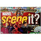 Scene it? Deluxe Marvel Edition - The DVD Game