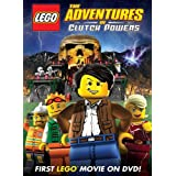LEGO: The Adventures of Clutch Powers ~ Ryan McPartlin