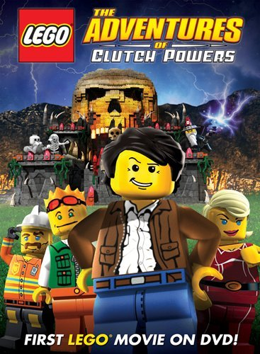 Lego: Adventures of Clutch Powers [DVD] [Region 1] [US Import] [NTSC]