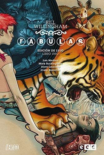 Fábulas Deluxe 1 - 3ª ed. (Fábules: Edición de lujo)