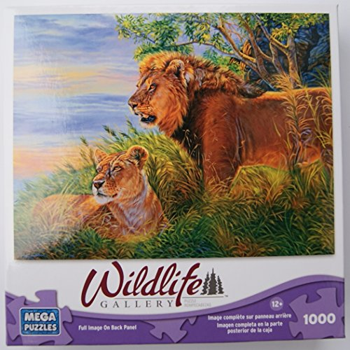 "Wildlife Gallery Jigsaw Puzzle - 1000 Piece - ""African Splendor"""