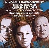 Brahms: Violin Concerto & Concerto For Violin & Cello [Maestro] Nikolaus Harnoncourt