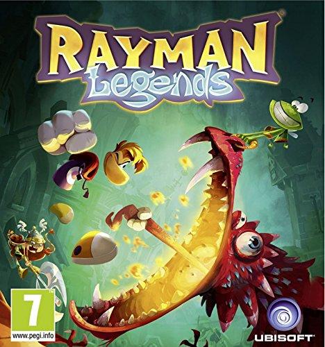Rayman Legends, PsVita